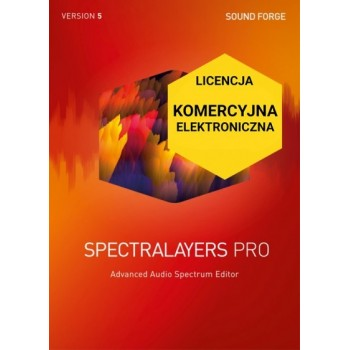 SpectraLayers Pro 5 ESD