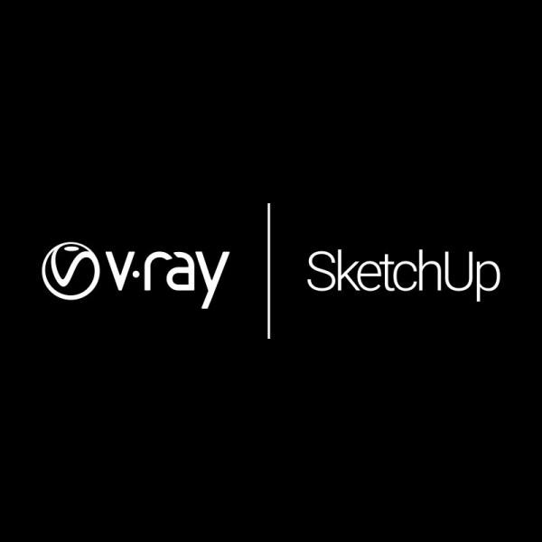 V-Ray 3 dla SketchUp Workstation Plus Upgrade BOX