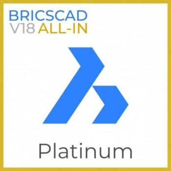 BricsCAD V19 Platinum All-In Maintenance