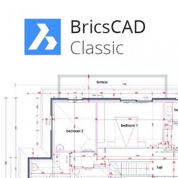 BricsCAD V19 Classic