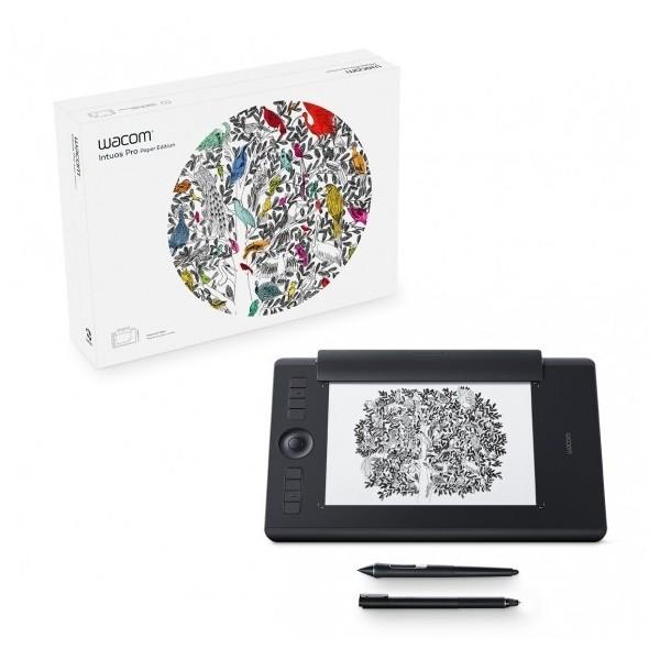 Tablet Wacom Intuos Pro Medium Paper (PTH-660P-N)