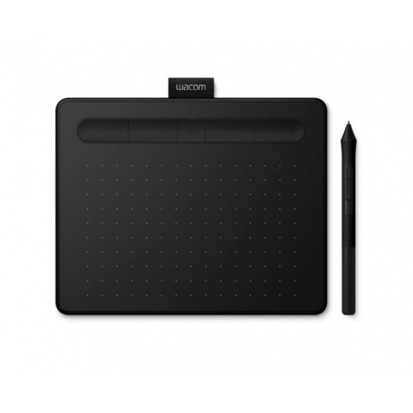 Tablet Wacom Intuos Pen Bluetooth S CTL-4100WLKN czarny + 2 programy + kurs PL