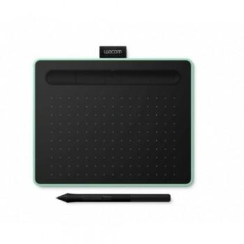 Tablet Wacom Intuos Pen Bluetooth S CTL-4100WLEN pistacjowy + 2 programy + kurs PL