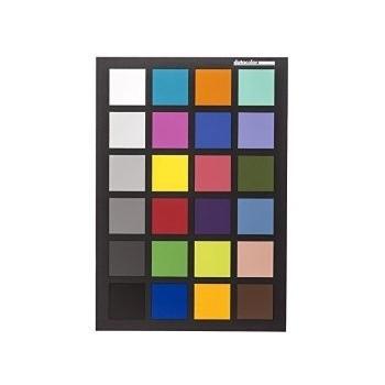Datacolor SpyderCheckr - uniwersalny wzorzec barw MINI 24 pola