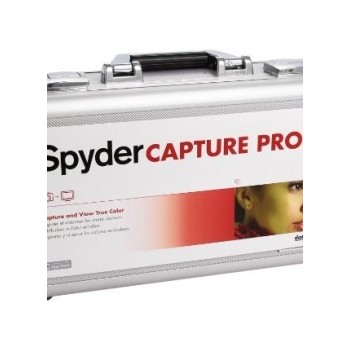 Datacolor SpyderCAPTURE PRO - profesjonalny zestaw dla fotografa