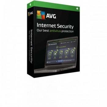 AVG Internet Security 2016 PL 5 PC 12M