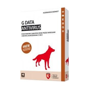 G DATA AntiVirus 1PC/1ROK + Pendrive 8GB