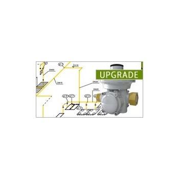 Upgrade z ArCADia-INSTALACJE GAZOWE do ArCADia-INSTALACJE GAZOWE 2