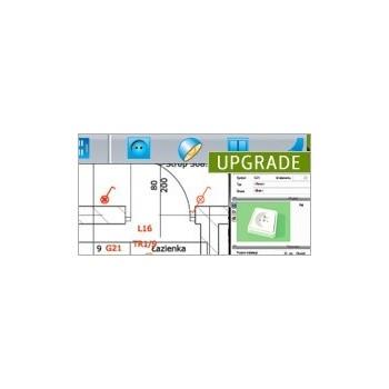 Upgrade z ArCADia-INSTALACJE ELEKTRYCZNE do ArCADia-INSTALACJE ELEKTRYCZNE 2