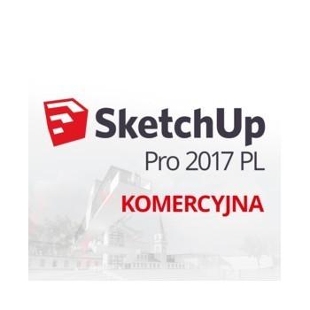 SketchUp Pro 2018 PL WIN LIC + subskrypcja 1 rok