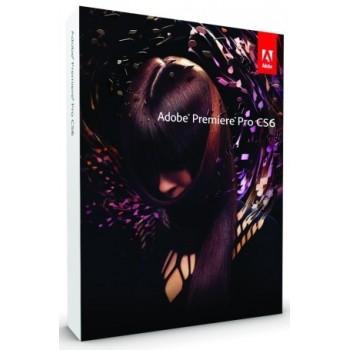 Premiere Pro CS6 ENG Mac UPG CS5