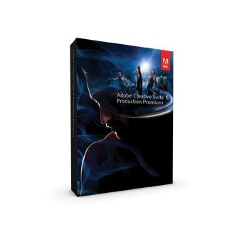 Adobe Creative Suite 6 Production Premium ENG Mac UPG z CS5.5