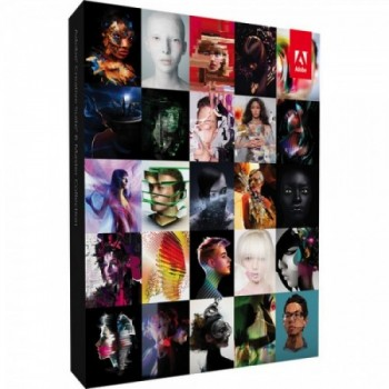 Master Collection CS6 MAC ENG UPG z CS5.5