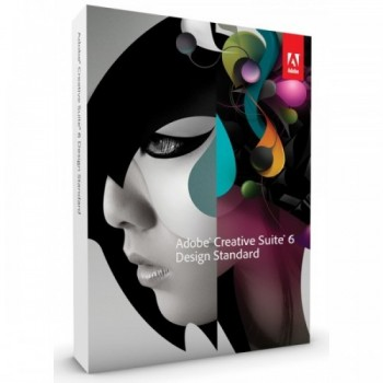 Design Standard CS6 PL Mac UPG z CS 5