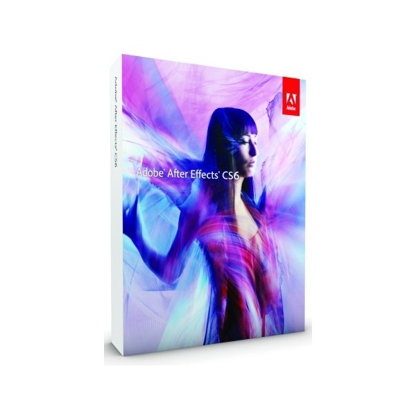 After Effects CS6 ENG Mac upg z CS 5.5