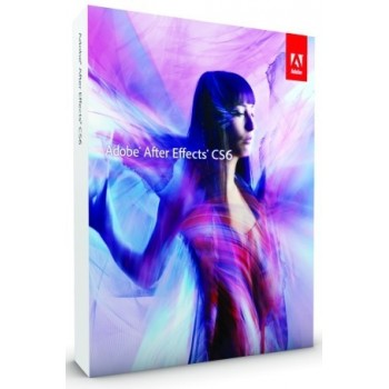 After Effects CS6 ENG Mac upg z CS 5