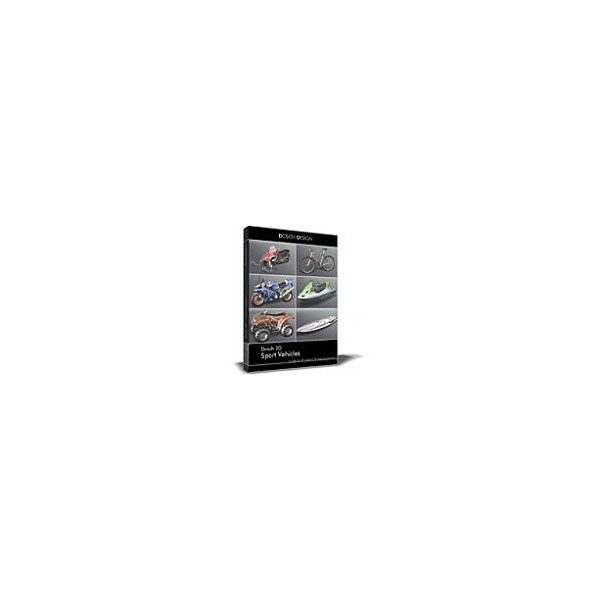 Dosch 3D: Sport vehicles