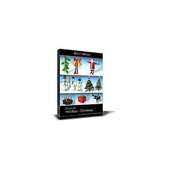 Dosch 3D: Holidays - Christmas