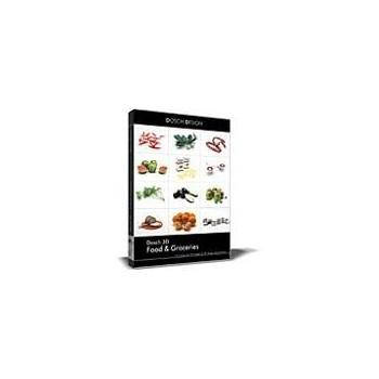 Dosch 3D: Food & Groceries