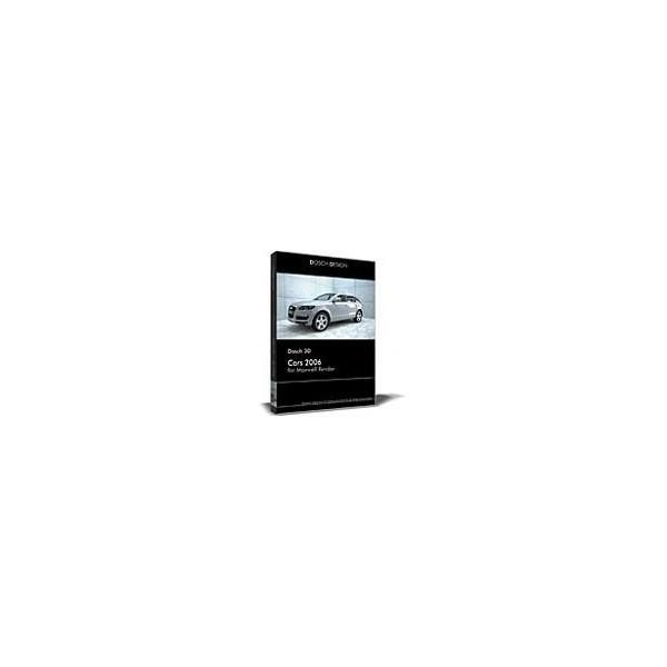 Dosch 3D: Cars 2006 for Maxwell Render