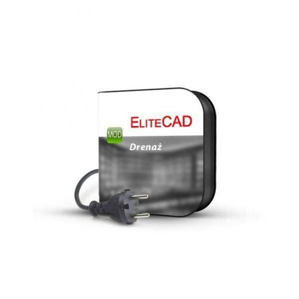 Moduł Drenaż dla EliteCAD