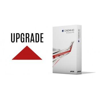 Upgrade Cinema 4D Broadcast R16 z C4D Prime R13 WIN/MAC