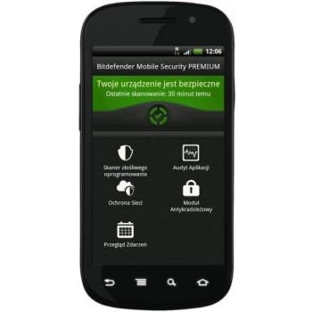 Bitdefender Mobile Security PREMIUM PL (Android)