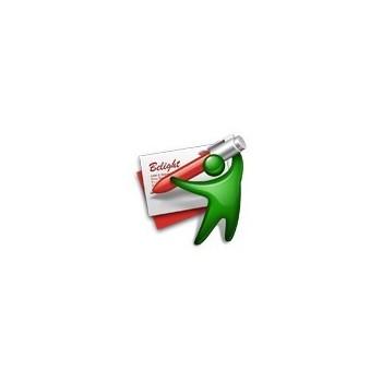 Business Card Composer - licencja pojedyńcza, MAC, ENG