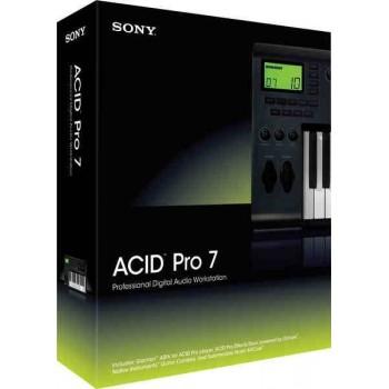 Sony Acid Pro 7 lic. elektroniczna