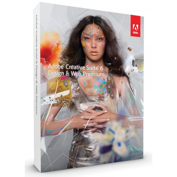 Adobe Creative Suite 6 Design & Web Premium PL Win