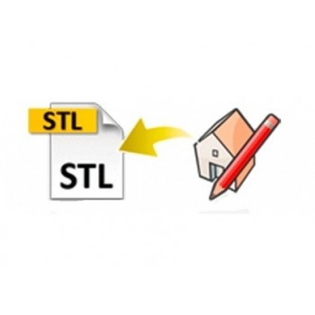STL exporter for SketchUp (EN, WIN/MAC, LIC)