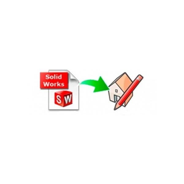 SolidWorks importer for SketchUp (EN, WIN, LIC)