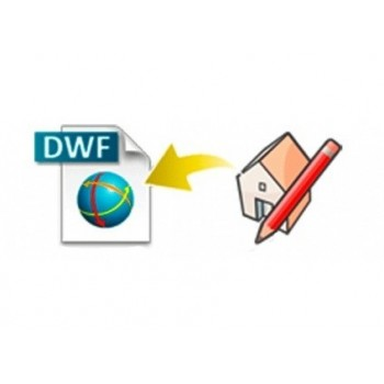 DWF exporter for SketchUp (EN, WIN, LIC)
