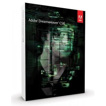 Dreamweaver CS 6 PL Win