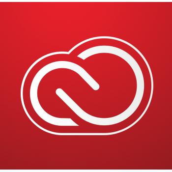 Adobe Creative Cloud for Teams All Apps z usługą Adobe Stock PL Win/Mac.