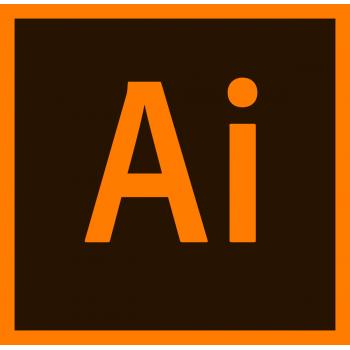 Adobe Illustrator CC for Teams PL Win/Mac