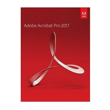 Adobe Acrobat Pro DC v.2017 Student and Teacher Edition ENG BOX MAC