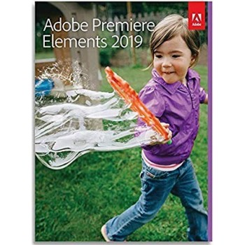 Adobe Premiere Elements 2019 WIN/MAC ENG Upg.