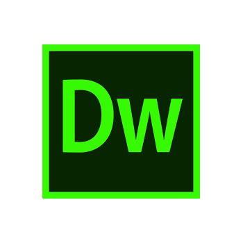 Dreamweaver CC for teams PL/ENG EDU