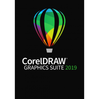 CorelDRAW Graphics Suite 2019 Upgrade BOX ENG