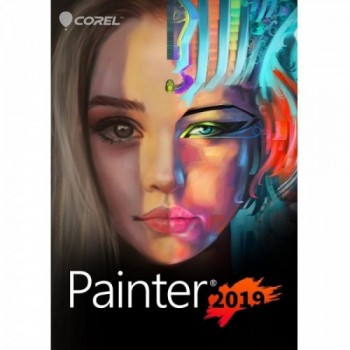 Corel Painter 2019 Upgrade BOX ENG