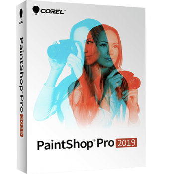 Corel PaintShop Pro 2019 Mini Box ENG