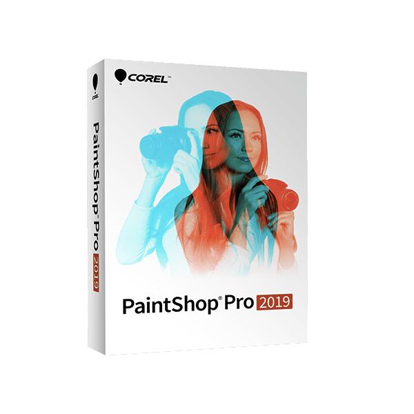 Corel PaintShop Pro 2019 Mini Box ENG