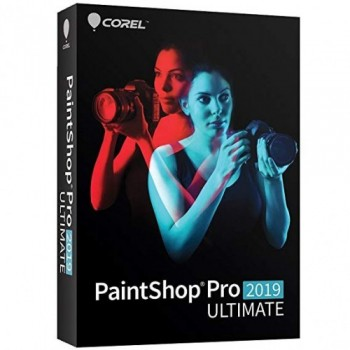Corel PaintShop Pro 2019 ULTIMATE Mini Box ENG