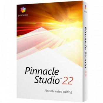 Corel Pinnacle Studio 22 Standard BOX PL