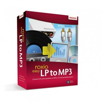 Roxio Easy LP to MP3 BOX ENG