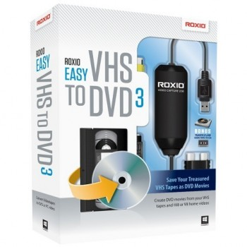 Easy VHS to DVD 3 BOX ENG