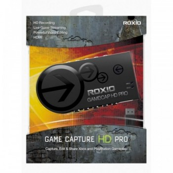 Game Capture HD PRO BOX ENG