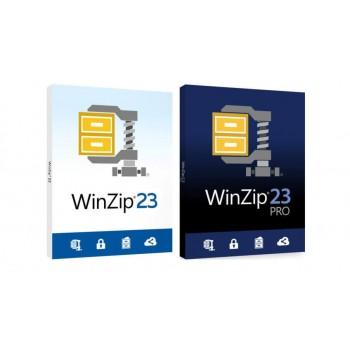 WinZip 23 Std DVD BOX ENG