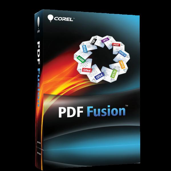 Corel PDF Fusion ENG